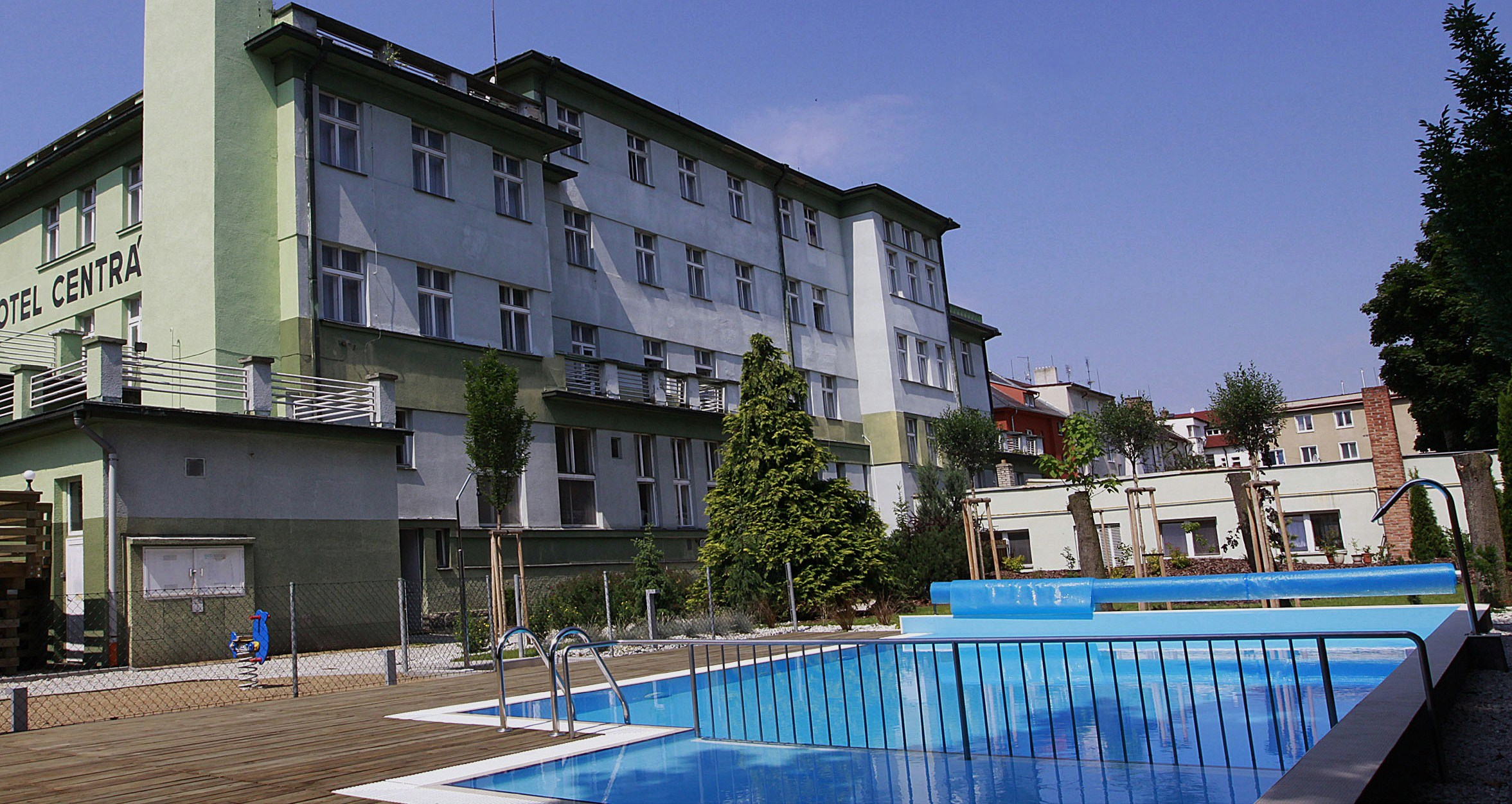 Wellness hotel Central Klatovy